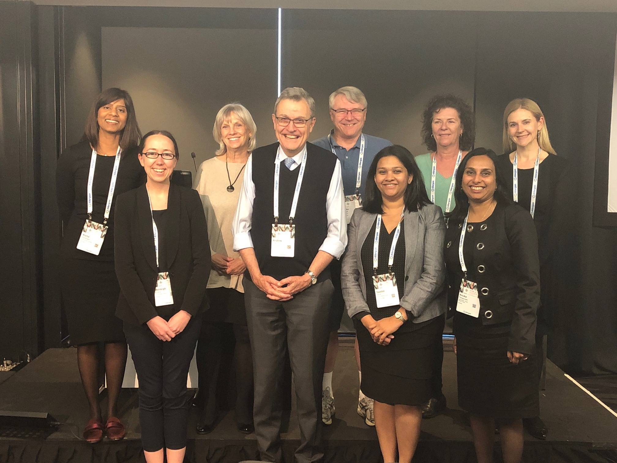Members of the Cancer SIG with colleagues in New Zealand