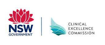 NSW Government Clinical Excellence Commission logo