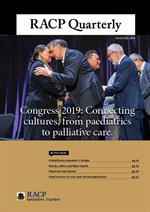 RACP Quarterly June 2019